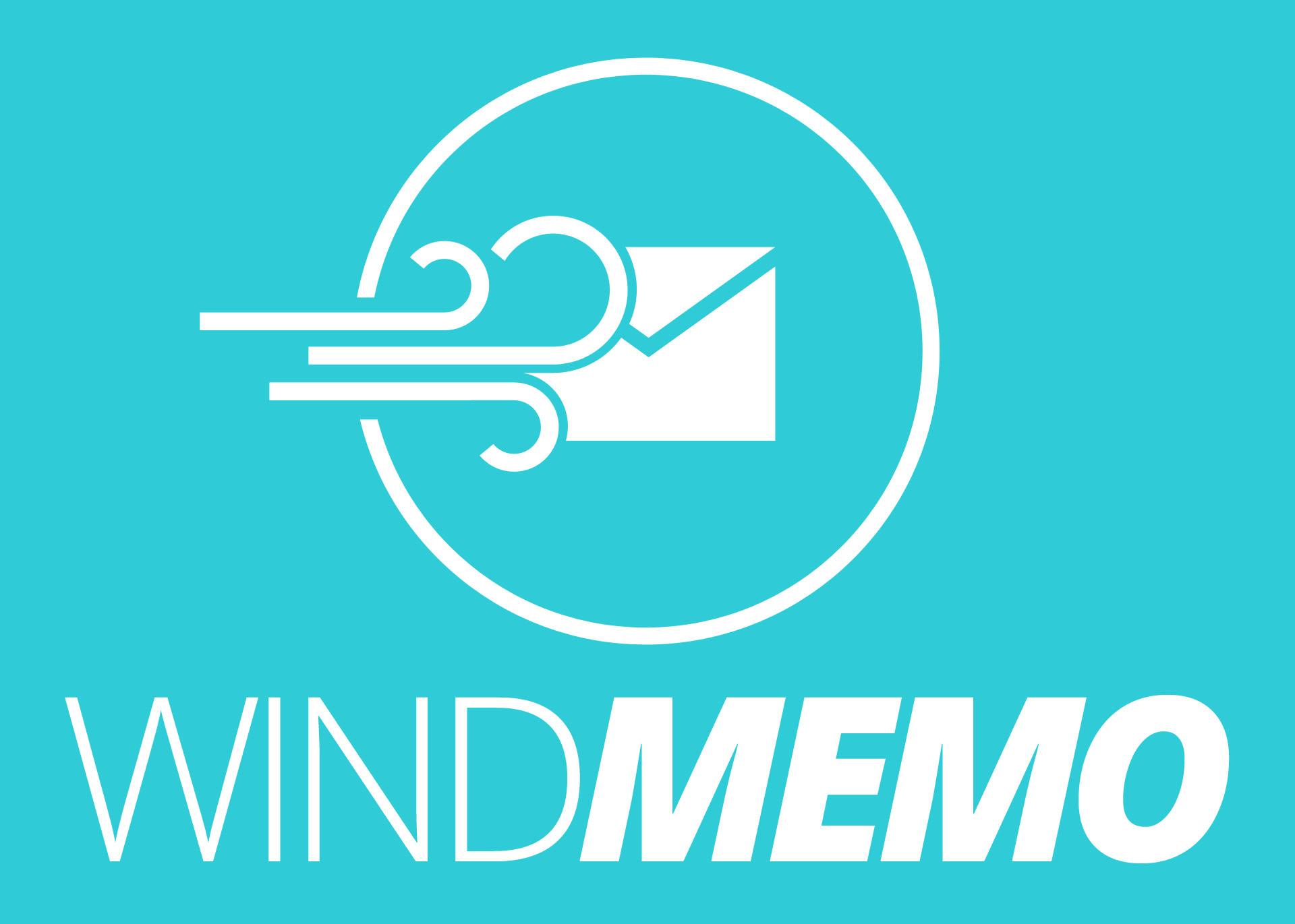 Windmemo – Nur der erste kann es lesen!
